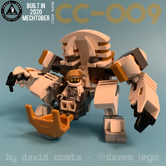 Code CC-009 space suit