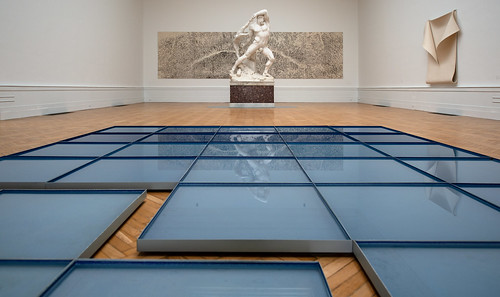Hercule et Lichas, Antonio Canova, Galerie nationale d'Art moderne et contemporain, Rome