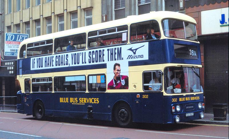 VCU302T Busways 302 Newcastle
