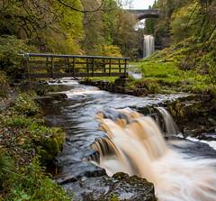 Photo of Ashgill Waterfall