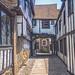 The Mermaid Inn, Rye, Sussex, England