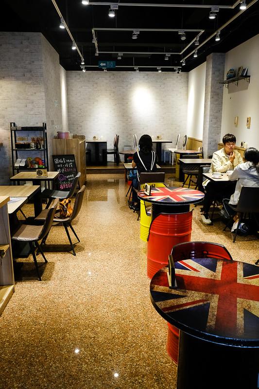 英倫港式餐廳