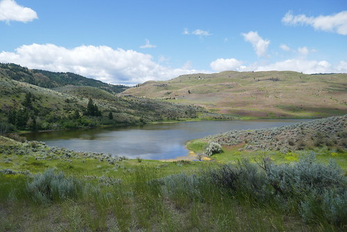 Osoyoos - Spotted lake