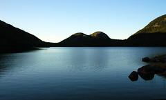The Bubbles & Jordan Pond (Mt. Desert Island, Maine, USA) 3