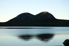 The Bubbles & Jordan Pond (Mt. Desert Island, Maine, USA) 5