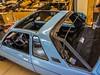 Opel Kadett C Aero Verdeckmontage