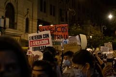 Protests in Lima - November 12