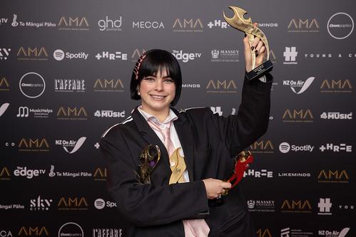 Aotearoa Music Awards 2020.