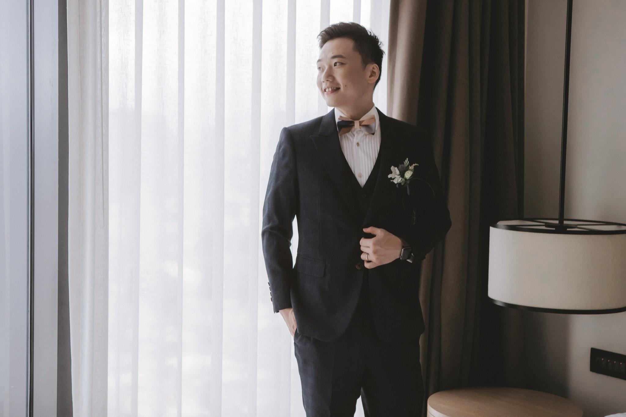 EW 居米 台北婚宴 台北婚紗 台北婚攝 國泰萬怡 台北婚禮 -7