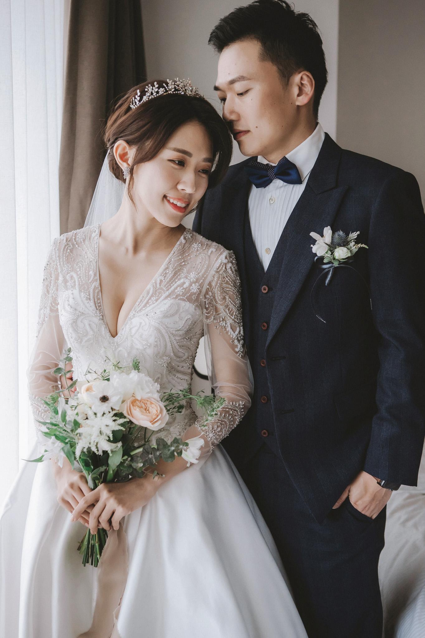 EW 居米 台北婚宴 台北婚紗 台北婚攝 凱達飯店 台北婚禮 -9
