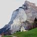 Climbing area Mythen