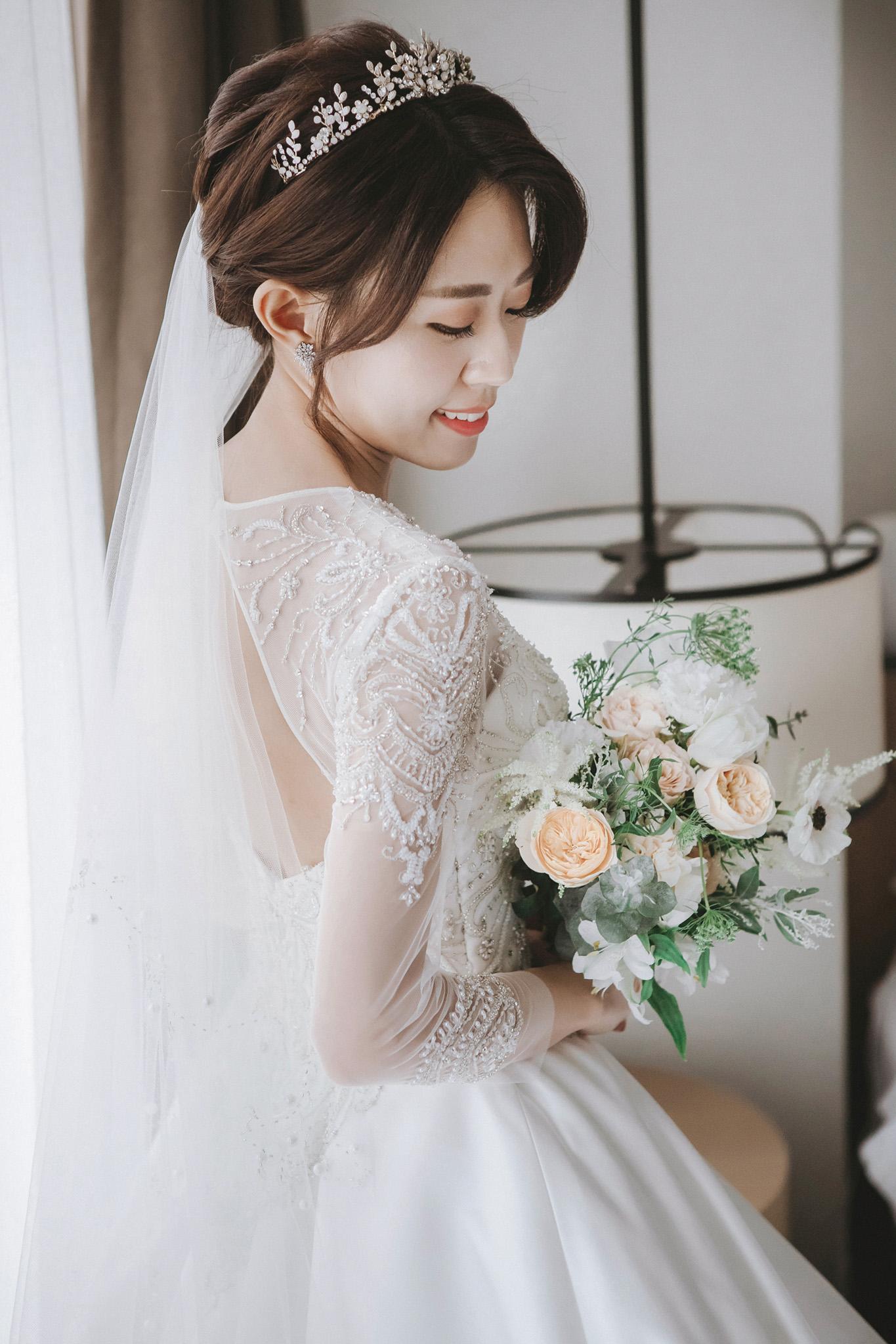 EW 居米 台北婚宴 台北婚紗 台北婚攝 凱達飯店 台北婚禮 -2