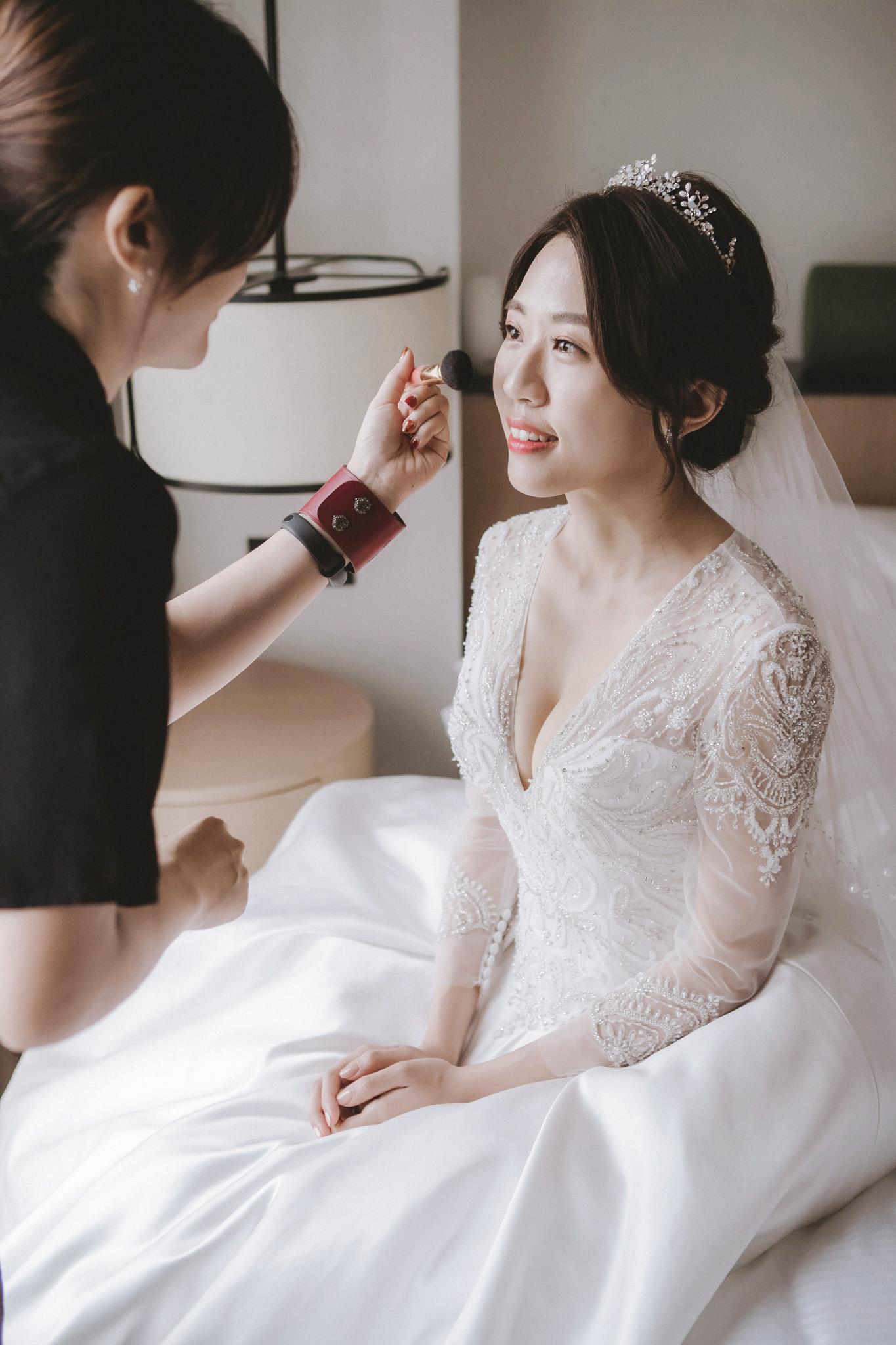 EW 居米 台北婚宴 台北婚紗 台北婚攝 凱達飯店 台北婚禮 -4