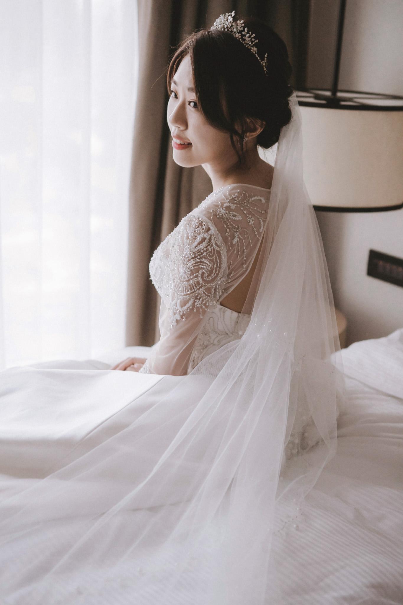 EW 居米 台北婚宴 台北婚紗 台北婚攝 凱達飯店 台北婚禮 -6