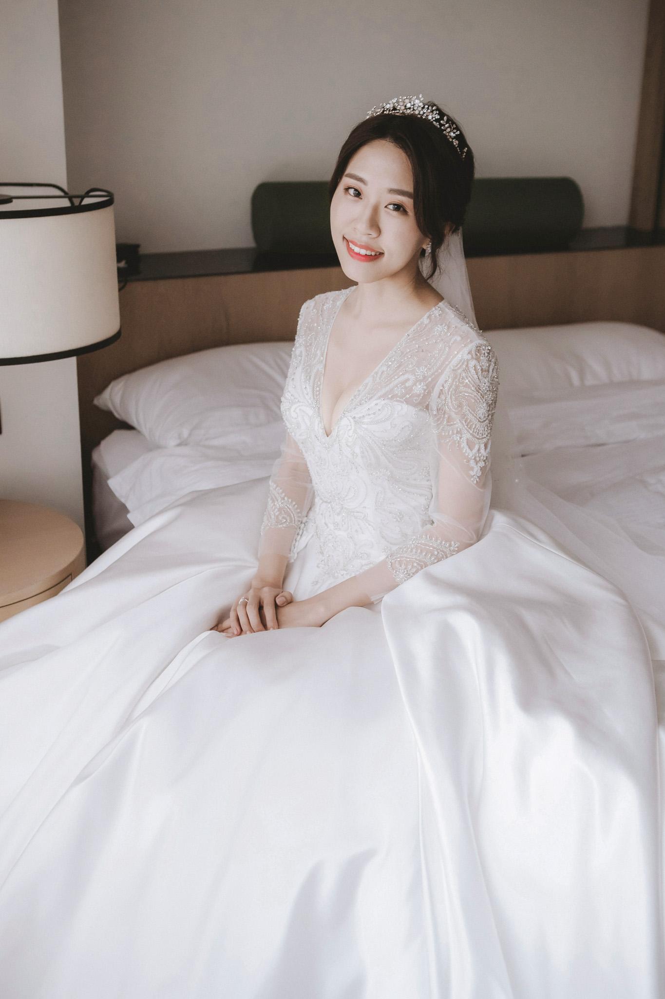 EW 居米 台北婚宴 台北婚紗 台北婚攝 凱達飯店 台北婚禮 -5