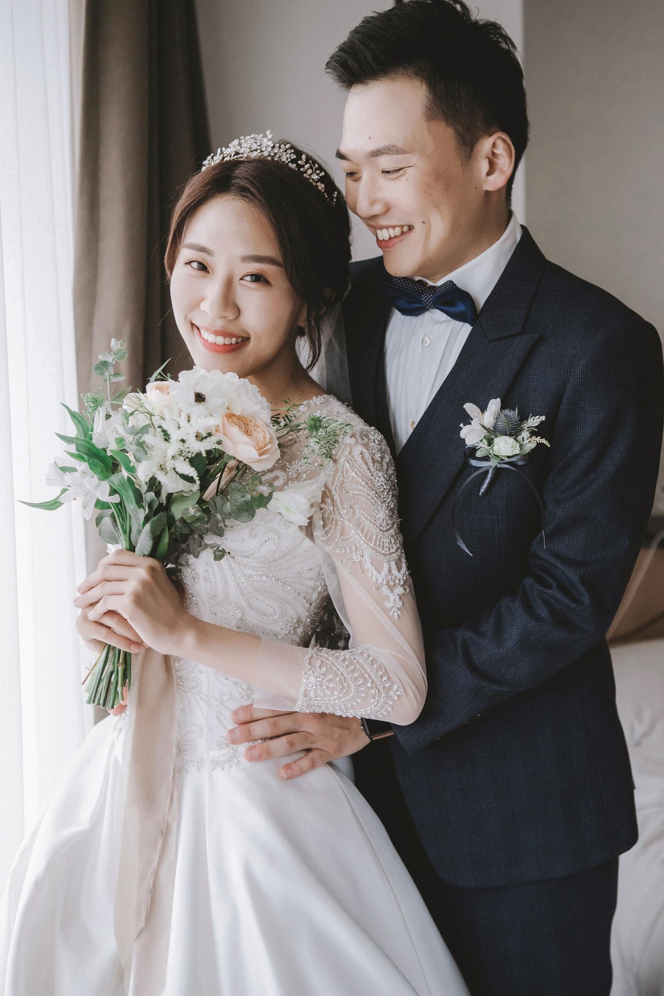 EW 居米 台北禮服 台北婚紗 台北婚攝 凱達飯店 台北婚禮