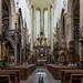 Praha Týn Church Interior 02