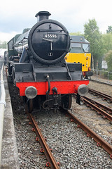 Photo of A jubilee in the jubilee Railfest 10-6-12