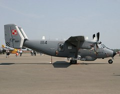 Photo of Polish Navy               PZL-Mielec M-28B                                  1114