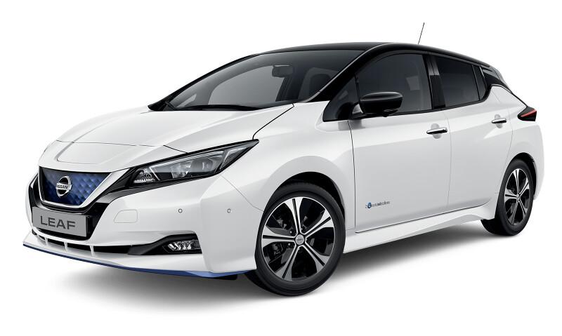Nissan Leaf-car only