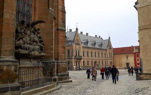 Magic Prague before COVID19