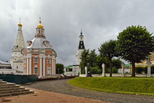 Trinity Lavra of Saint Sergius 8 ©  Alexxx Malev