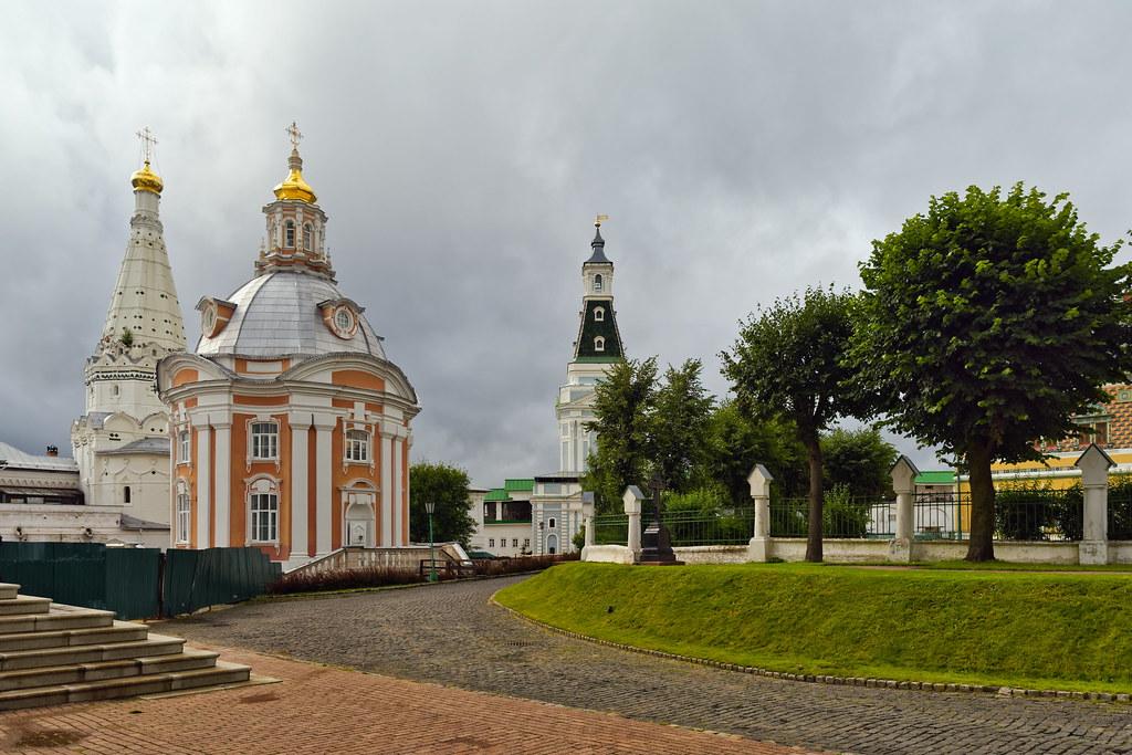 фото: Trinity Lavra of Saint Sergius 8