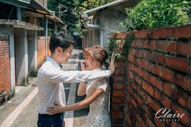 日式小清新,街頭,婚紗照