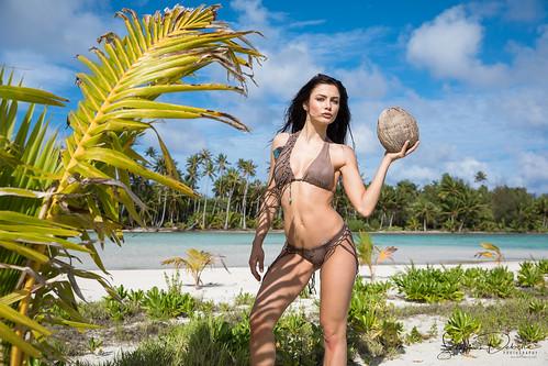 Modeling Shoot - Luisa - Bora Bora