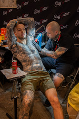 Convention tattoo Epinal