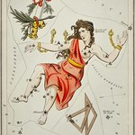 Sidney Hall's (1831) astronomical chart illustration of Gloria Frederici, Andromeda. Original from Library of Congress. Digitally enhanced by rawpixel. thumbnail