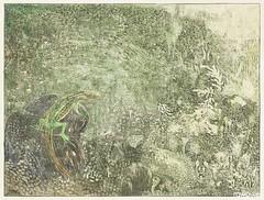 Hagedis op een steen (1878–1917) print in high resolution by Theo van Hoytema. Original from The Rijksmuseum. Digitally enhanced by rawpixel.