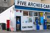 Tenby - Five Arches Car Park
