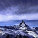 The glory of the matterhorn