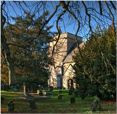 Photo of St Giles Church, Bletchingdon, Oxfordshire