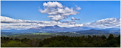 Panoramic View from Waituhi Scenic Lookout