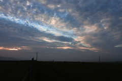 Photo of cloudscape