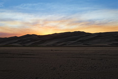 Sweetness Is Expressed in the Colors of Sunlight (Great Sand Dunes National Park & Preserve)