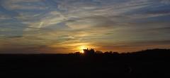 Photo of Dawn over Belvoir Castle