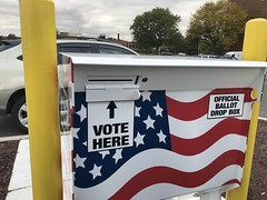 """Voting Box for 2020 Election • <a style=""""font-size:0.8em;"""" href=""""http://www.flickr.com/photos/109120354@N07/50633628838/"""" target=""""_blank"""">View on Flickr</a>"""
