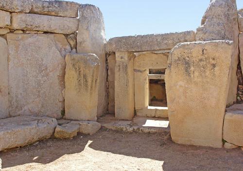 Mnajdra Megolithic Temple