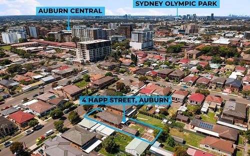 4 Happ St, Auburn NSW 2144