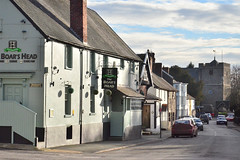 Photo of Town centre, Bishops Castle, Shropshire