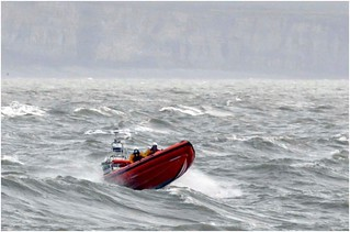 Atlantic 85 Lifeboat 'Rose of the Shires'