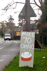 Photo of Mike 70 Oh No