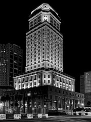 Miami-Dade County Courthouse, 73 West Flagler Street, Miami, Florida, USA  / Architects: A. Ten Eyck Brown, August Geiger / Completed: 1928 / Floors: 28 / Height: 360 ft / Facade Material: Granite, Terra-Cotta / Architectural Style: Neo-Classicism