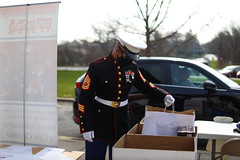 Toys for Tots Collection Drive