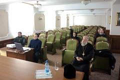 23/11/2020 - Состоялось второе заседание епархиальной комиссии по разработке фильма, посвященного возрождению Брестской епархии