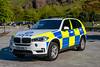 SF16ODL BMW X5 of Police Scotland