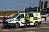 SF64JZL / EN11 Ford Transit of Police Scotland